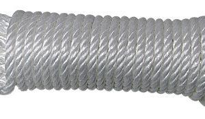 311429 - cord.P.P. bandelette blanc 12mm x 25m