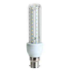 AMPOULE LED B22 TUBE 9W 6400K