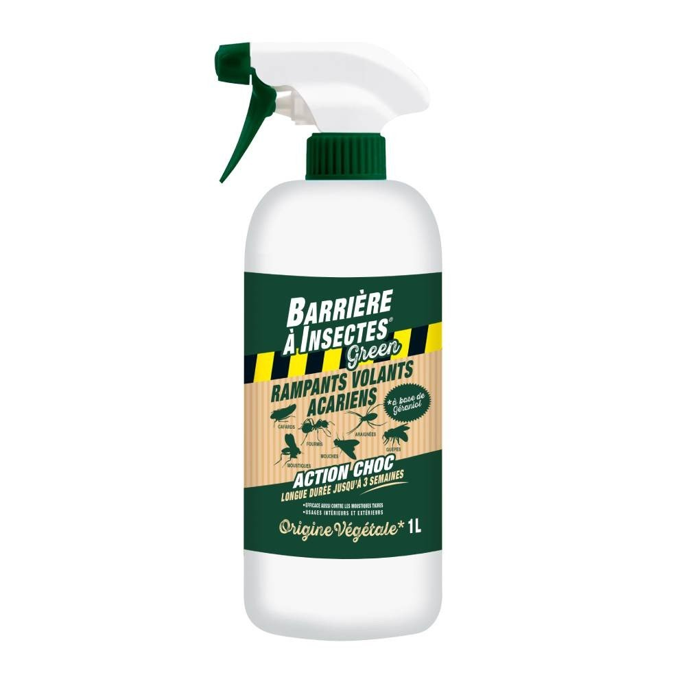 ANTI-INSECTES GREEN 1L